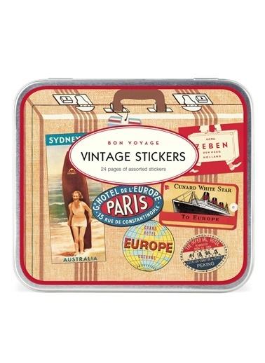 Bon Voyage Stickers-Cavallini